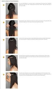 Make Clip In Hair Extensions by T3 27 Clip In Human Hair Extensions 2 Tone Ombre Hair Wavy 7pcs