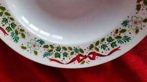 4 vintage 12 days of dinner plates domestications