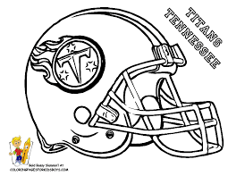 helmets coloring pages free nfl football helmets coloring