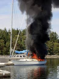fire on board here u0027s what to do soundings online