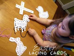 amanda moutos designs easter lacing cards for kids a free
