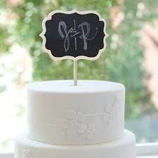 photo cake topper cake topper friday chalkboard cake topper a wedding cake