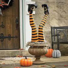 28 halloween witch legs decorations halloween witch leg
