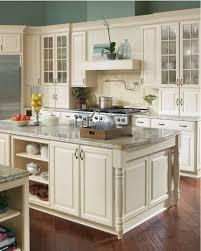 Timberlake Cream Glaze Cabinets Images  Standard Stain - Timberlake kitchen cabinets