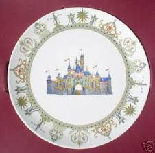 50th anniversary plates disney 50th anniversary plates set irvine 31317669