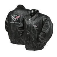 corvette apparel c5 corvette apparel leather jackets