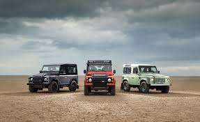 new land rover defender 2015 land rover defender heritage edition adventure edition and