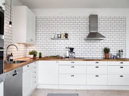 Easy Kitchen Decorating Ideas White Tiles Kitchen Decorating Home Ideas