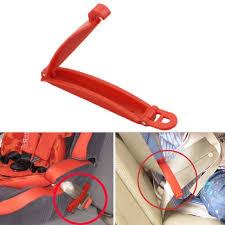 sécurité siège auto clip boucle ceinture sécurité verrou fixe enfant bébé auto siège