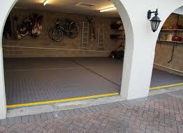 Interlocking Garage Floor Tiles Distinctive Garage Flooring Tiles Options Sorrentos Bistro Home