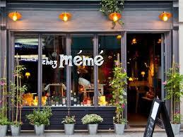 Chez Meme - facade picture of chez meme paris tripadvisor