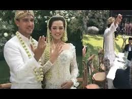 wedding dress raisa this is the ring of marriage and raisa hamish daud make mupeng