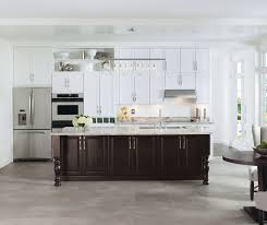 Painted White Kitchen Cabinets Aristokraft Cabinetry - White kitchen cabinet pictures