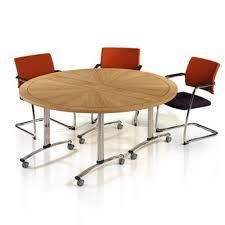 Circular Meeting Table Gemini Circular Meeting Table