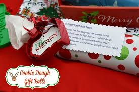 christmas cookie gifts s kitchen recipes from my kitchen cookie dough gift