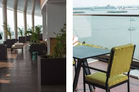 round table grand lake review of the grand hyatt kochi bolgatty living grand in india