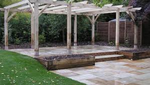 pergola stunning pergola deck covered porch plans get the