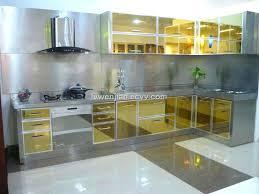 stainless steel kitchen cabinet doors kitchen stainless steel cabinet adventuresunlimited info