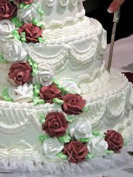 wedding cake design buttercream icing wedding cake designs in one cake