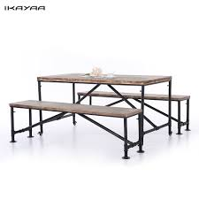 Industrial Style Dining Room Tables by Popular Industrial Metal Chair Buy Cheap Industrial Metal Chair