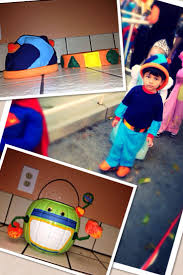 Easy Toddler Halloween Costume Ideas 11 Best Team Umizoomi Costumes Images On Pinterest Costume Ideas