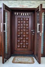 amazing front double door designs for indian homes images best