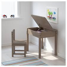 sundvik children u0027s chair grey brown ikea
