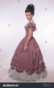 old fashioned beautiful dress stock photo 78731917 shutterstock