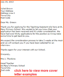 7 sample application job letter for a teacher budget template