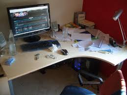 Schreibtisch F Die Ecke Euer E Schreibtisch Pc Ecke 2 Forumla De