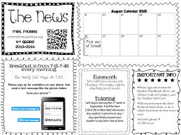 28 calendar newsletter template calendar with monthly