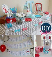 1st birthday party diy decorations image inspiration of cake and