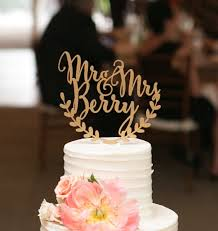 custom wedding cakes custom wedding cake topper personalized cake topper rustic