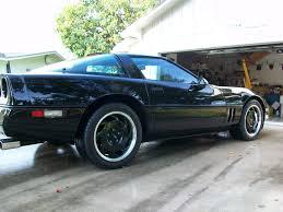 1989 corvette wheels for sale 1989 black corvette challenge car 9rg corvetteforum chevrolet