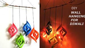 diy room decor ideas for diwali wall hanging craft ideas wall