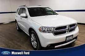 13 dodge durango 13 dodge durango all wheel drive leather clean carfax 1 owner