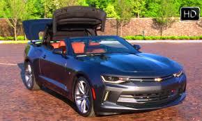 chevrolet chevrolet camaro convertible sixth generation exterior