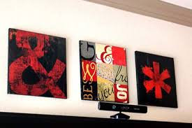 Arts And Crafts Living Room Ideas - 30 brilliant red diy room decor ideas diy projects for teens