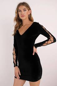 little black dress lbds perfect cute long sleeve tobi us