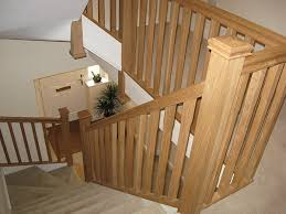 Oak Banisters And Handrails Staircase Gallery Wooden Staircase Warrington Staircase