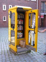 london phone booth bookcase that s what we germans do with discarded phone booths you may take