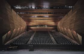 delugan meissl porsche museum festival hall of the tiroler festspiele erl by delugan meissl
