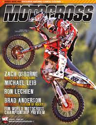 mad mike motocross motocross illustrated issue four by meyer publishing issuu