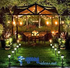 Yard Lighting Brilliant Outdoor Yard Lights Outdoor Landscape Lighting Hgtv