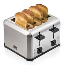 Automatic Toaster Buy Toaster Two Baking Groove Bread Maker Household Fully
