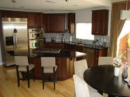 kitchen log cabin kitchens design ideas with wooden cabi and