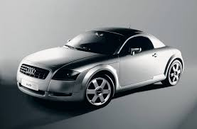 original audi audi tt exhibition the history of audi s iconic coupe