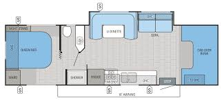 2016 redhawk class c motorhome floorplans u0026 prices jayco inc