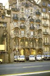 Casa Batllo Floor Plan Casa Batllo Antoni Gaudi Great Buildings Architecture