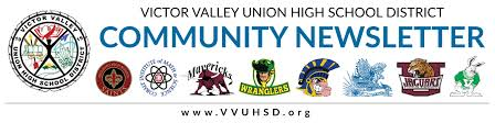 Six Flags Newsletter Home Victor Valley Union High District